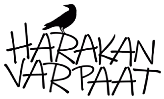 Harakanvarpaat logo